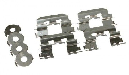 1961 Mercedes Benz 300SEB (W108) Disc Brake Hardware Kit