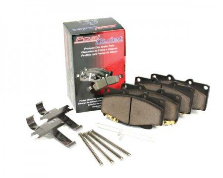 2010 BMW 135i Posi-Quiet Ceramic Brake Pads