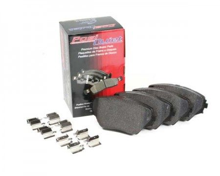 1961 Mercedes Benz 300SEC (W112) Posi-Quiet Extended Wear Brake Pads