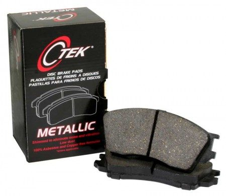 1963 Alfa Romeo 2600 Spider CTEK Semi-metallic Brake Pads