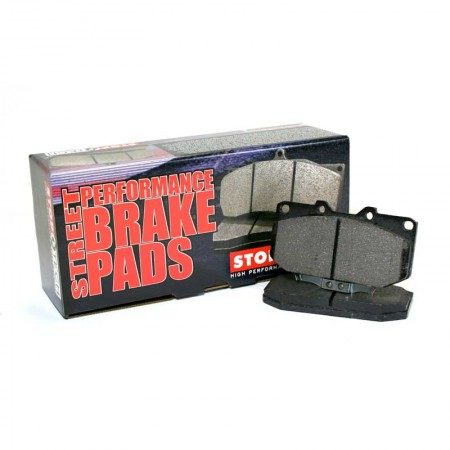 2010 Audi A3 Street Performance Brake Pads