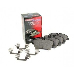 2010 BMW 650i Posi-Quiet Semi-metallic Brake Pads