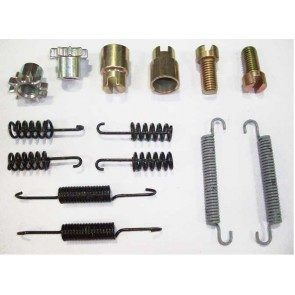 1959 Volkswagen Type 1 Karmann Ghia Brake Drum Hardware Kit