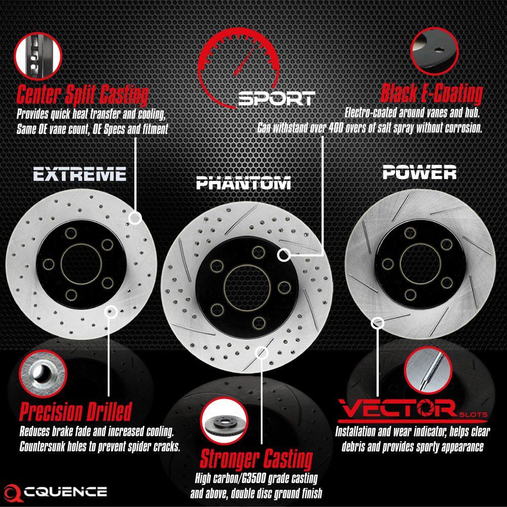 Sport Series Brake Rotors